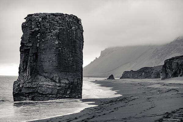 Küste an der Ringstrasse