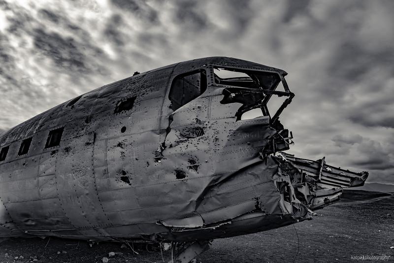C-47 SkyTrain Airplane