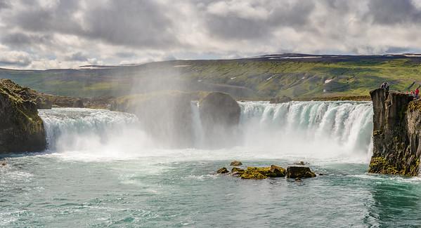 Goðafoss (4pics 11819x6408px)