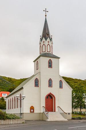 Sauðárkrókur Kirkja