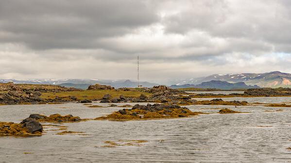 Felsenküste von Rkhólaeyr