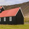 Rauðisandur Kirkja
