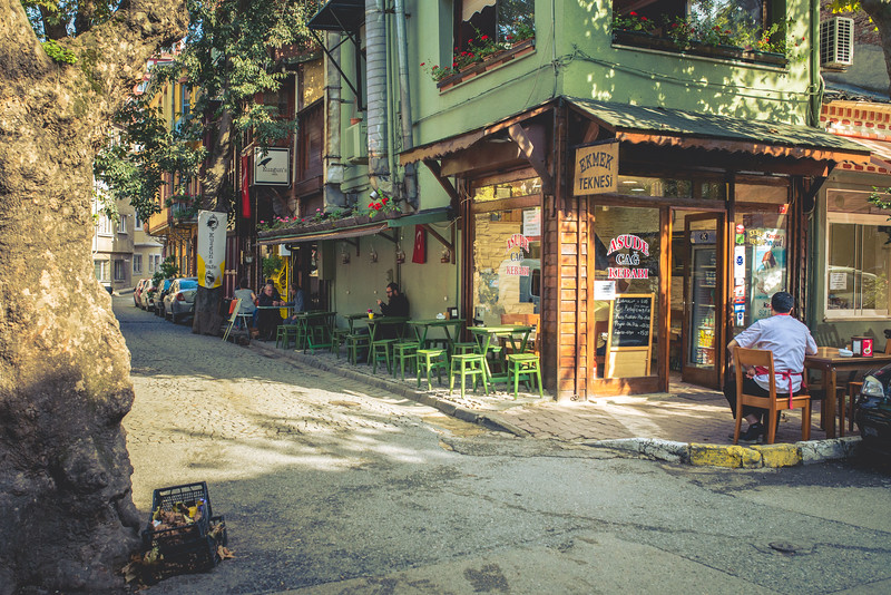 Uskudar, with its charming treelined streets and relaxed pace, is a welcome respite to the bustle of neighbouring markets and ports.
