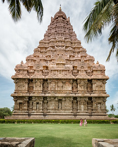 Gangai Konda Cholapuram, India - 2017