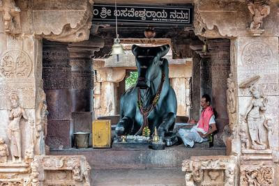 Pattadakal, India - 2017