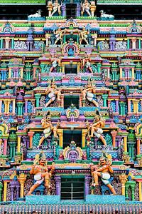 Thillai Nataraja Temple, Chidambaram, India - 2017
