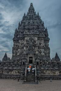 Prambanan Temple, Yogyakarta, Indonesia - 2016
