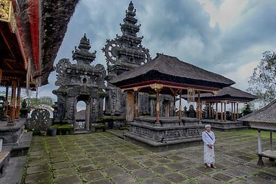Besakih Temple Complex, Bali, Indonesia - 2016