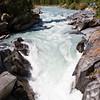 Numa Creek in Kootenay National Park in British Columbia, Canada.