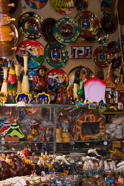Market Scenes in Quito, Ecuador