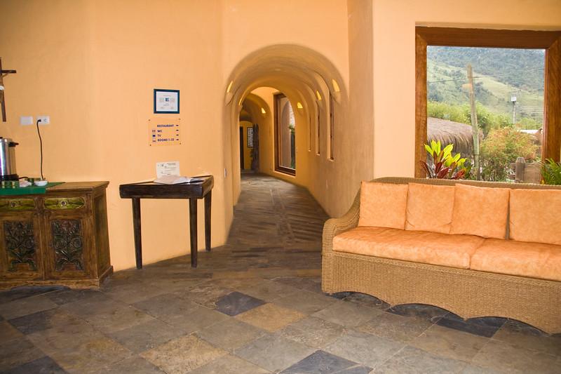 Termas de Papallacta Resort and Hot Springs in Ecuador.