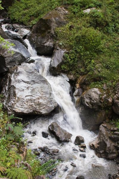 Rio Jatuntinahua in Ecuador