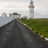 Loophead Lighthouse, Atlantic Coast, Loophead Peninsula, County Clare, Ireland