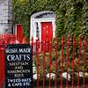 Village of Westport in County Mayo, Ireland.