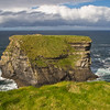 Bishops Island off the Atlantic Coast of Ireland, on the Loophead Peninsula