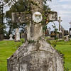 Ballintubber Abbey and Cemetery in County Mayo, Ireland. Mass has been celebrated here continuously for over 700 years.