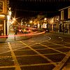 Night Scenes in Westport, County Mayo, Ireland