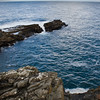 Sea Cliffs on Atlantic Coast on Loophead Drive, on Loophead Peninsula, County Clare, Ireland.