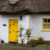 Thatched Roof Cottage in County Mayo, Ireland
