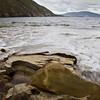 Rocky Beach at Keen Bay on Achill Island, County Mayo, Ireland