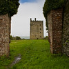 Carrigaholt Castle on Loophead Peninsula in County Clare, Ireland