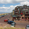 Egmond aan Zee seaside resort and fishing village in North Holland. The Netherlands.