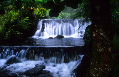 Waterfall near Arenal Volcano National Park