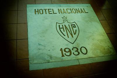 Lobby, Hotel Nacional