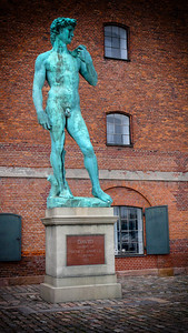 Replica of Statue of David