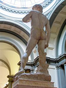 Michelangelos's Statue of David