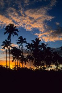 Yanuca Island Sunrise
