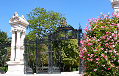 Parque de Madrid Gate