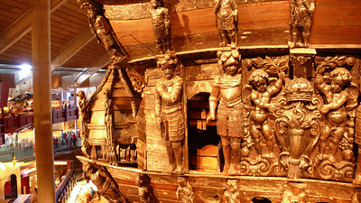 Vasa Viking Ship Museum