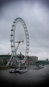 London Eye Ferris Wheel