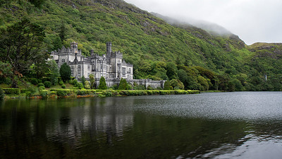 Kylemore Abbey, Ireland - 2013