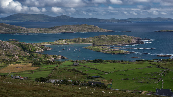 Ring of Kerry Coastline, Ireland - 2013
