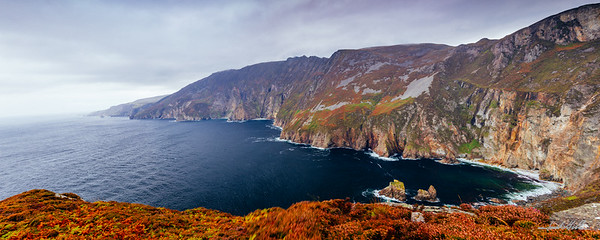 Slieve League Coast Sacred Cliffs