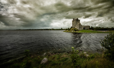 Dunguaire Castle, Ireland - 2013