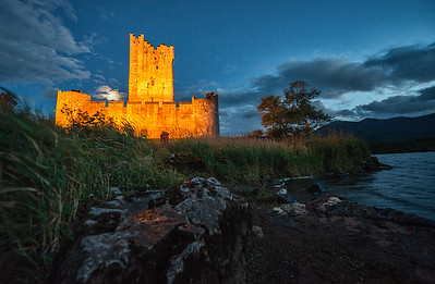 Ross Castle, Ireland - 2013