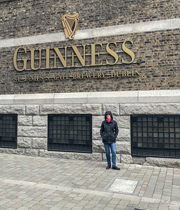 Guinness St. James Gate Brewery