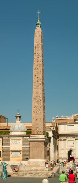 Piazza de Popolo (3pics 1892x5110px)