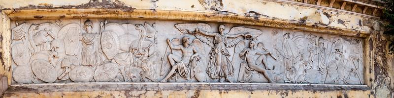 Piazza de Popolo (6pics 6647x2492px)