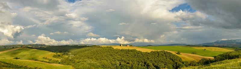 Val d'Orcia (12pics 18760x5433px)