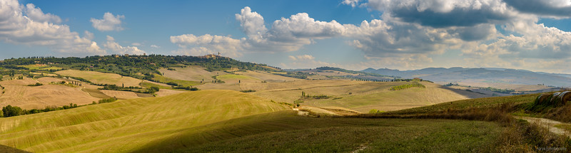 Val d'Orcia (15pics 23117x6850px)