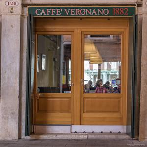 Caffe Vergano 1882