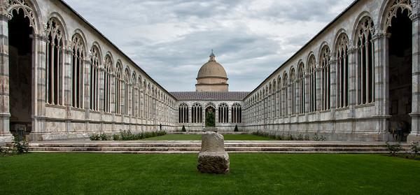 Il Camposanto, Pisa, Italy - 2015