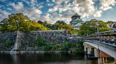 Osaka Castle, Japan - 2014