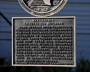 Chautauqua History.