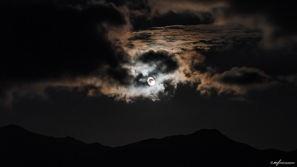 Moonscapes over Duddon Valley