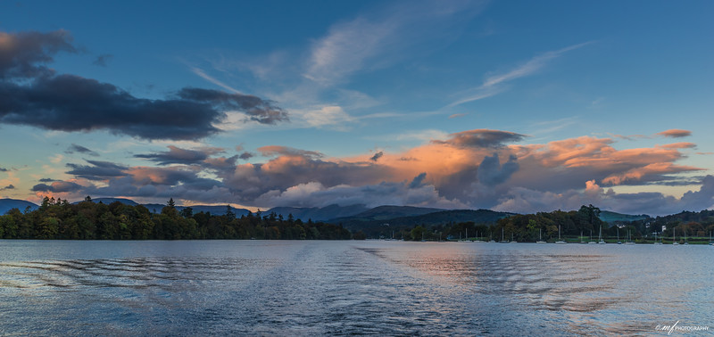 Landscape by the Lake Windermere